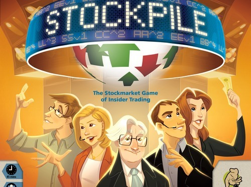 Tabletop First Impressions – Stockpile
